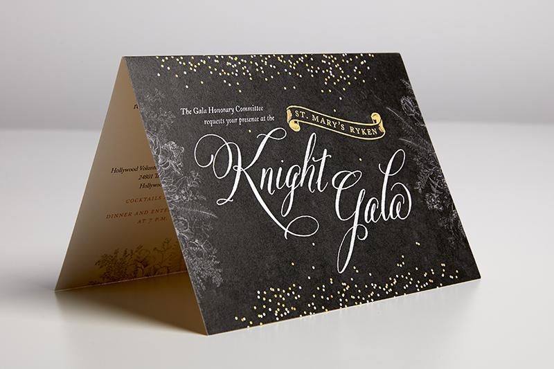 SMR gala invitation