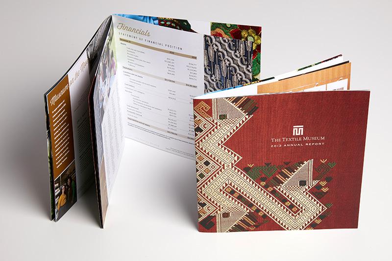 Textile Museum annual report