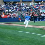 Frederick Keys Minor League baseball game