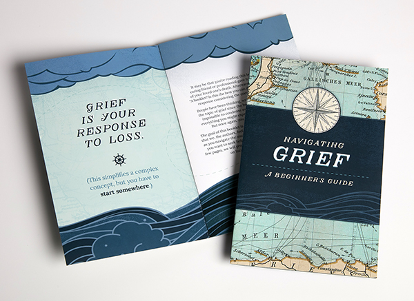 Navigating Grief brochure