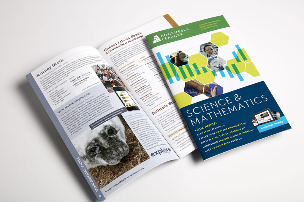 Annenberg science catalog