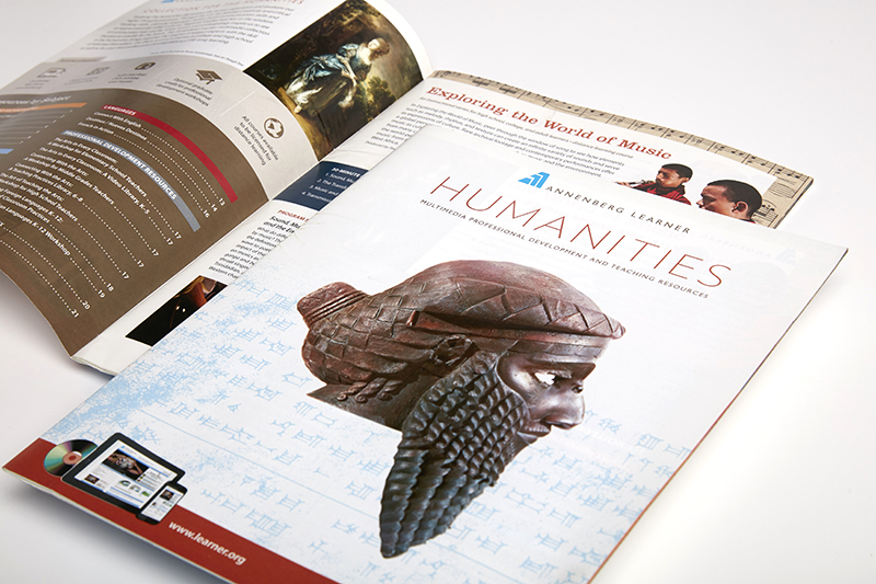 Annenberg Humanities catalog