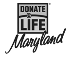 Donate Life MD logo
