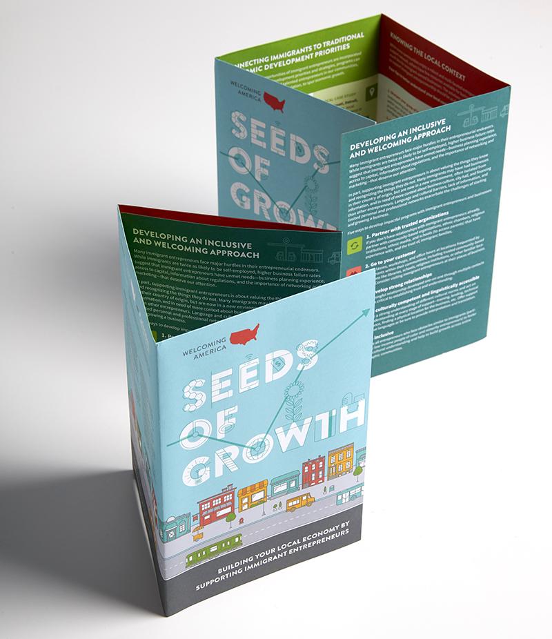 immigrant entrepreneurship brochure