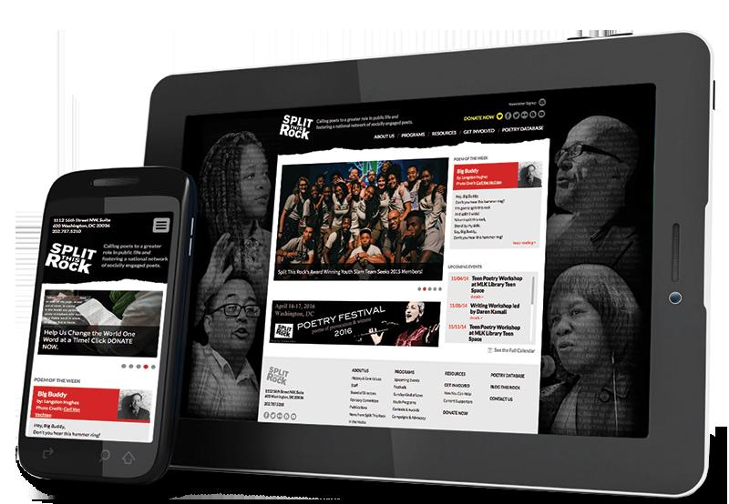Split This Rock website