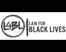 Logo for Law for Black Lives