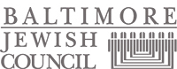 Baltimore Jewish Council logo