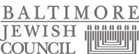 Baltimore Jewish Council logo