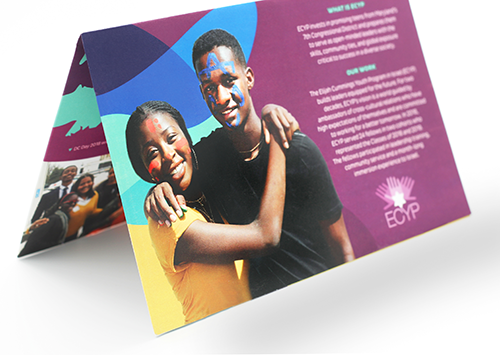 ECYP annual report cover